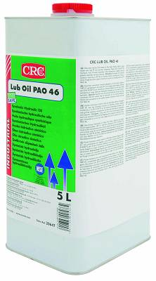 Foto de Aceite sintético PAO para equipos hidráulicos