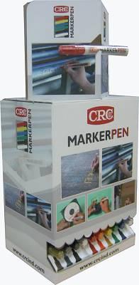 Foto de Expositor marcadores de pintura