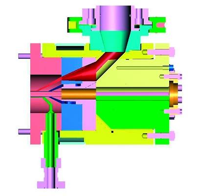 Foto de Producción de perfiles híbridos de 4 componentes para juntas de automóviles