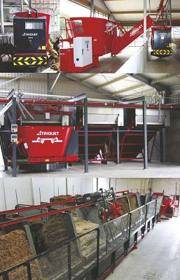 Foto de Sistema automático de alimentación
