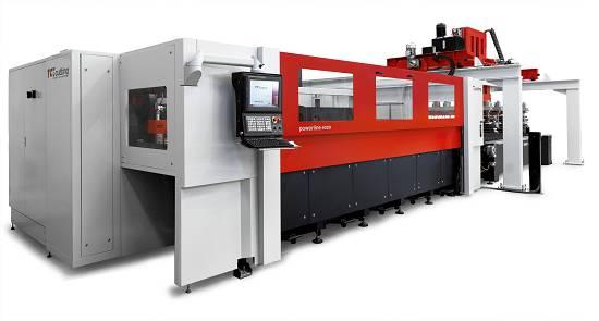 Foto de Máquinas de corte por láser de CO2