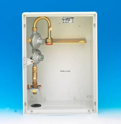 Foto de Armarios de regulación para gas MPB-GLP
