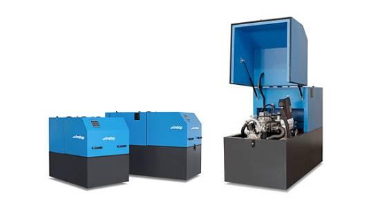 Foto de Unidades de microcogeneración INDOP