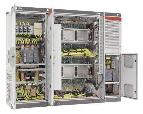Foto de Convertidores de potencia eólicos