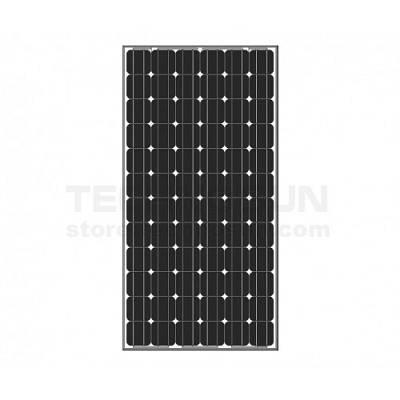 Foto de Paneles solares monocristalinos