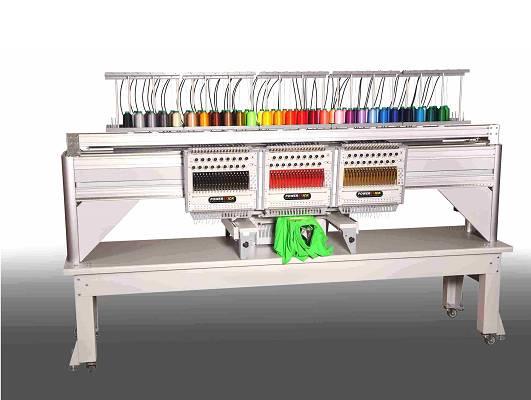 Foto de Máquinas de bordar de 54 colores