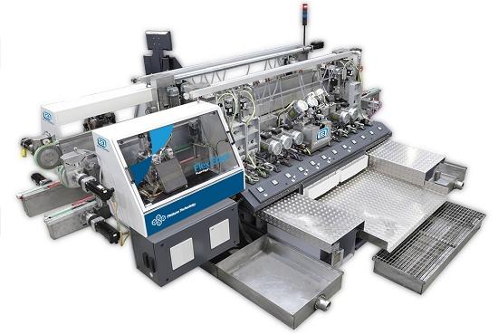 Foto de Máquina bilateral para la fabricación de vidrio