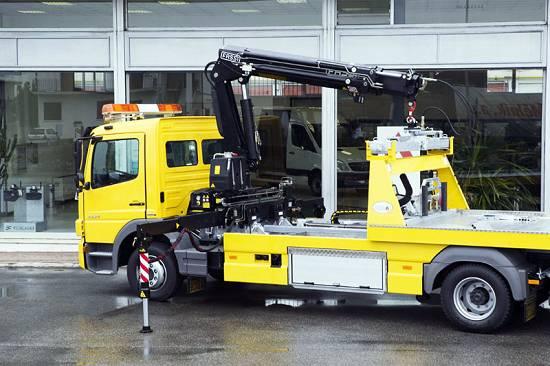 Foto de Grúa para rescate vehículos 13,25 t