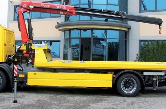 Foto de Grúa para rescate vehículos 9,75 t