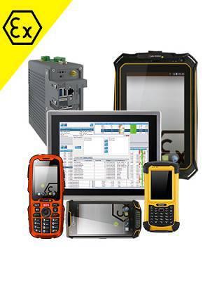 Foto de Dispositivos para atmósferas explosivas (ATEX)