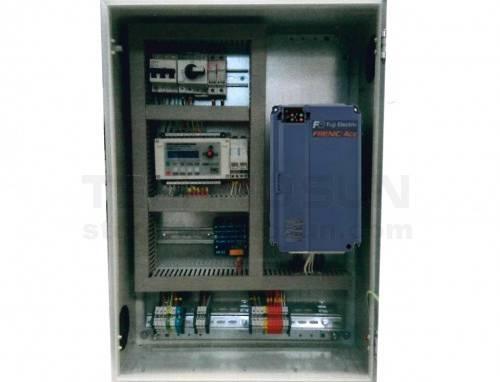 Foto de Sistema de bombeo solar directo