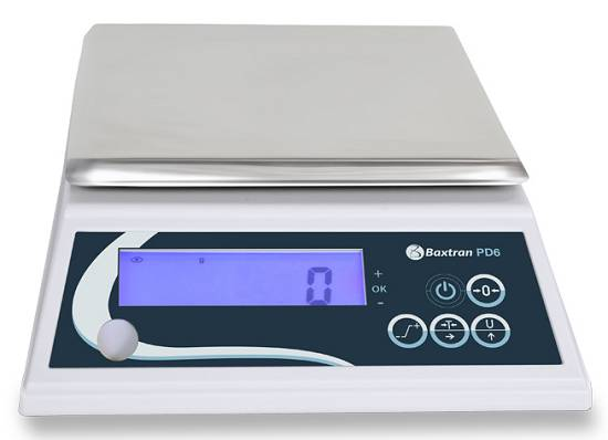 Foto de Balanza control de peso PD6LED/LCD