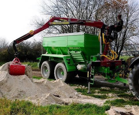 Foto de Grúas para reciclaje y forestal