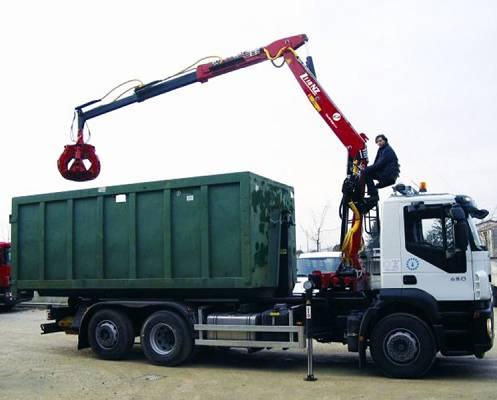 Foto de Grúas para reciclaje