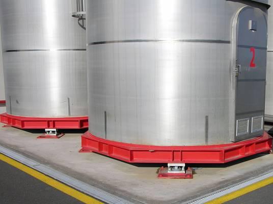 Foto de Control de nivel en silo