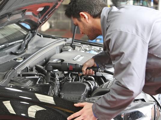 Foto de Herramientas y accesorios neumáticos para los profesionales del mantenimiento