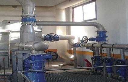 Foto de Desodorización por carbón activo