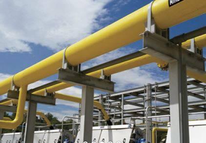Foto de Sistema de limpieza de biogás