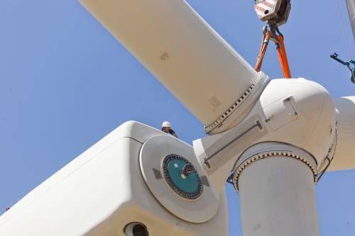 Foto de Servicios de apoyo y mantenimiento para sistemas eólicos