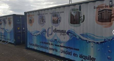 Foto de Sistema de tratamiento de aguas industriales