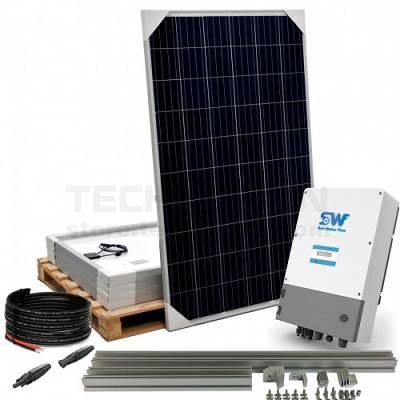 Foto de Kit de bombeo solar