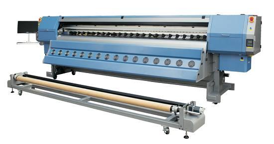 Foto de Impresoras de gran formato Roll-to-Roll