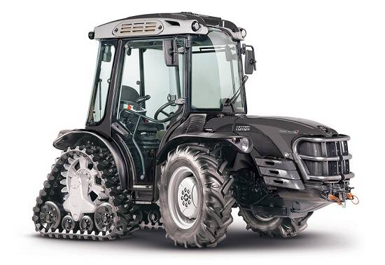 Foto de Tractores reversibles