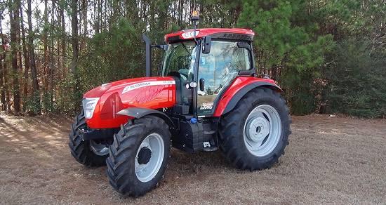 Foto de Tractores agrícolas de 4 cilindros