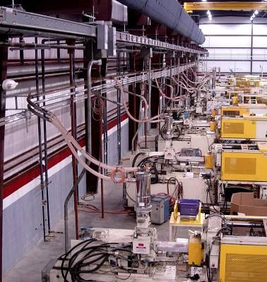 Foto de Instalaciones de transporte neumático de materias primas