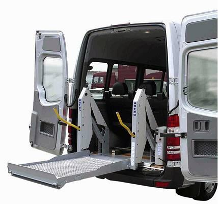 Foto de Plataformas para pasajeros