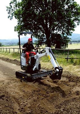 Foto de Excavadoras compactas