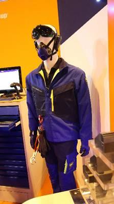 Foto de Equipos de protección individual para mecanizadores