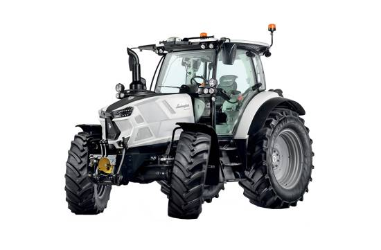 Foto de Tractores de campo abierto