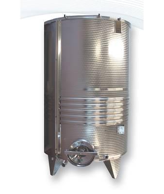 Foto de Depósitos siempre llenos para fermentación