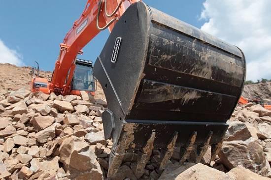 Foto de Cucharones para excavadoras