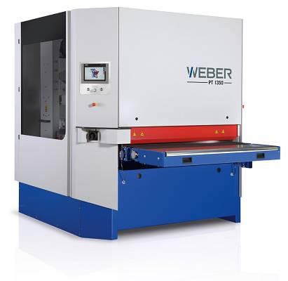 Foto de Desbarbadoras robustas para piezas mecanizadas en láser, punzonadora, oxicorte y plasma