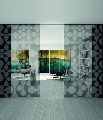 Foto de Sistema compacto de puertas correderas