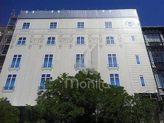 Foto de Lonas para fachadas