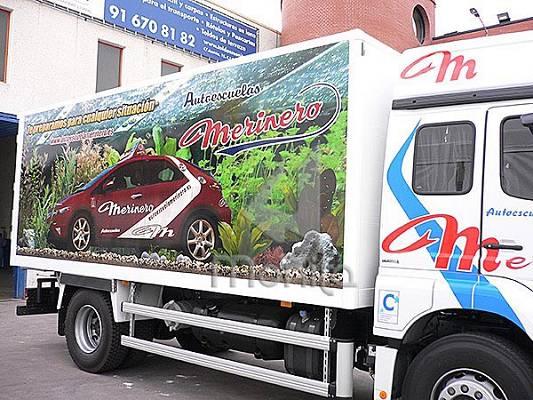 Foto de Lonas para camiones