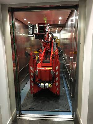 Foto de Plataforma elevadora