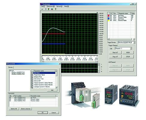 Foto de Software para controladores de temperatura