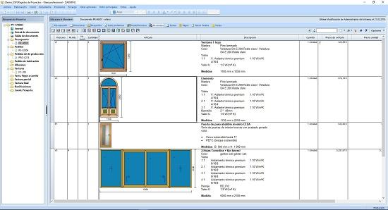 Foto de Software integral para la fabricación automatizada de ventanas
