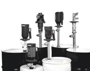 Foto de Bombas de caña para vaciado de barriles, bidones y contenedores