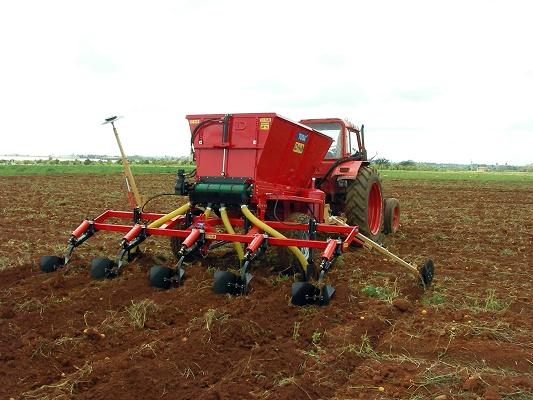 Foto de Remolque localizador de fertilizantes