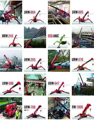 Foto de Servicios de alquiler de equipos de elevación