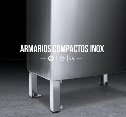 Armarios compactos de acero inoxidable irinox as - Armarios de acero inoxidable ...