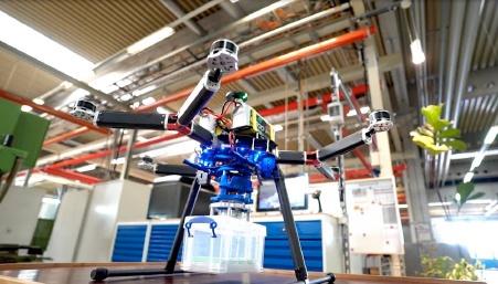 Foto de Drones para transporte no tripulado