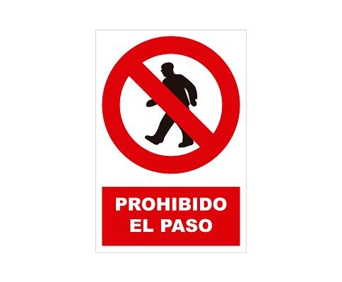 Foto de Señalización de prohibición