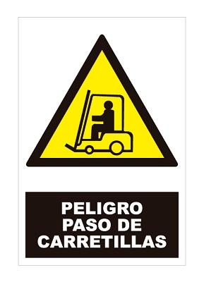Foto de Señalizaciones de advertencia