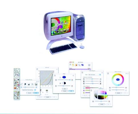 Foto de Software para gestión de color